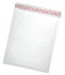 """Size #0 (6.5""""x9"""" Interior) Kraft White Bubble Mailers with Peel-N-Seal"""